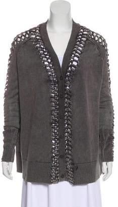AllSaints Oversize Long Sleeve Cardigan w/ Tags