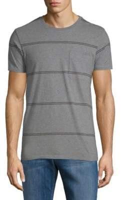 Tavik Rhodes Stripe Short-Sleeve Cotton Tee