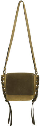 Isabel Marant Khaki Kleny Zoe Day Bag