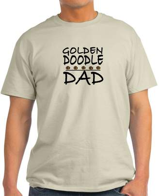 CafePress - Golden Doodle Dad - 100% Cotton T-Shirt