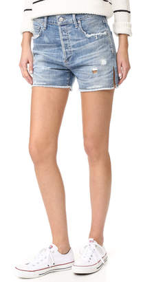 Citizens of Humanity Corey Relaxed Shorts $218 thestylecure.com