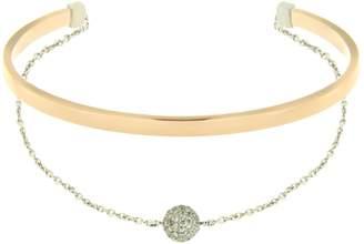 Delfina Delettrez Diamond Gold Bracelet