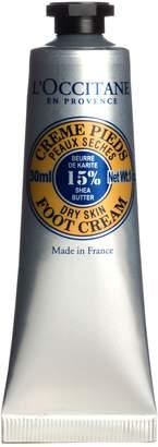 L'Occitane Shea Butter Dry Skin Foot Cream
