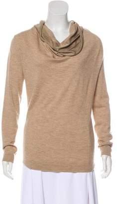 Alberta Ferretti Cashmere Long Sleeve Sweater