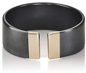 Ring Black Loren Stewart Men's Breather Split-Band Ring - Black