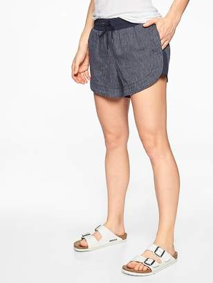 Athleta Beachside Bali Linen Short