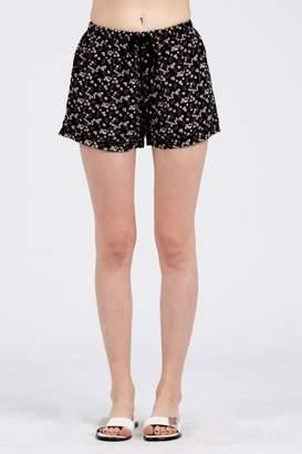 POL Floral Pajama Shorts