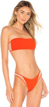 Tori Praver Swimwear Royale Bandeau