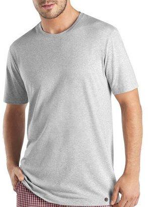 Hanro Night & Day Short-Sleeve T-Shirt $82 thestylecure.com