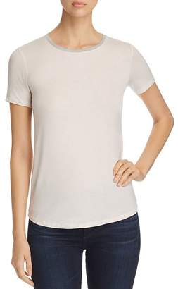 Majestic Filatures Short-Sleeve Metallic Tee