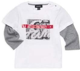 Diesel Baby Boy's Long Sleeve T-Shirt