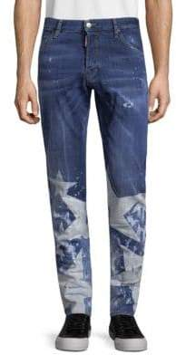 Viktor & Rolf Big Stars Washed Jeans