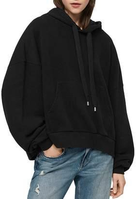 AllSaints Talow Oversize Hooded Sweatshirt
