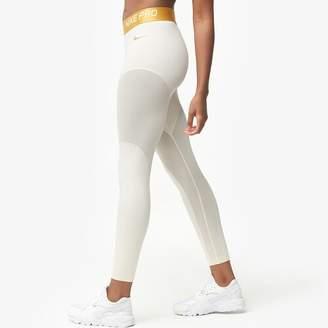 Nike Pro Metallic 7/8 Tights - Women's