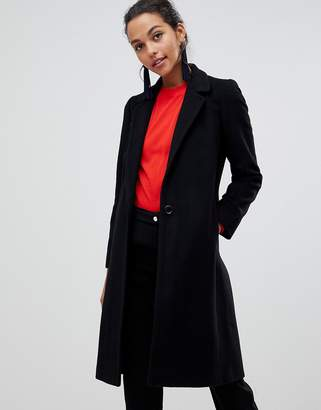 Helene Berman College Coat in Wool Cashmere Blend