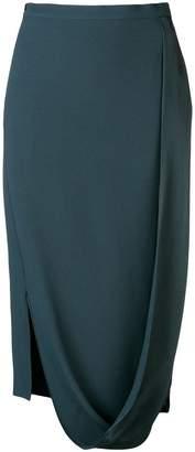 Chalayan high-waisted skirt