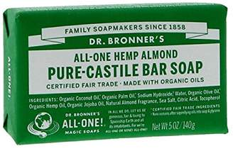 Dr. Bronner's Dr Bronners Magic Soap All One Obal05 5 Oz Almond Bar Soap
