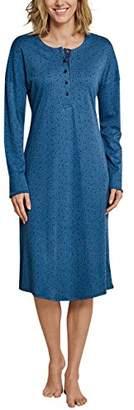 Schiesser Women's's Nachthemd 1/1 Arm, 110cm Nightie