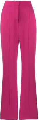 Escada Sport flared tailored trousers