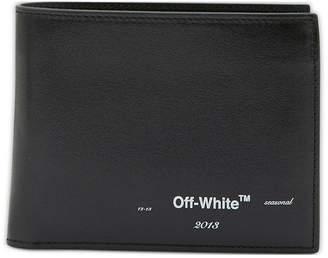 Off-White Off White Logo wallet