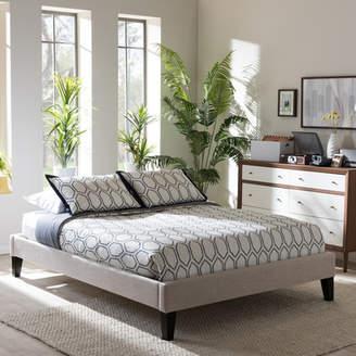 Wholesale Interiors Biagio Upholstered Platform Bed