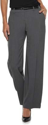 Apt. 9 Women's Curvy Fit Wide-Leg Dress Pants