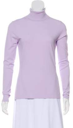 Diane von Furstenberg Lightweight Knit Top