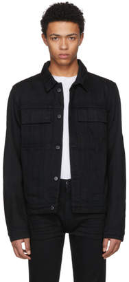 Helmut Lang Black 87 Denim Jacket