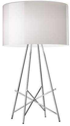 Rodolfo Dordoni FLOS (USA) FLOS Official Ray T Black Color Modern Table Lamp