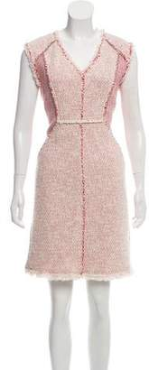 Rebecca Taylor Bouclé Mini Dress w/ Tags