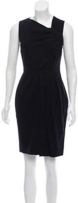 Jason Wu Sleeveless Pleated Dress
