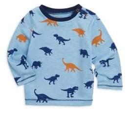 Hatley Baby Boy's Dinosaur Print Top