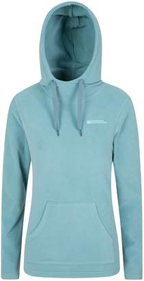 Warehouse Mountain Heather Womens Fleece Jacket - Ladies Spring Coat