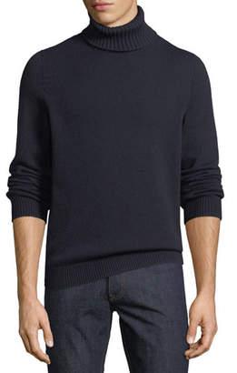 Brioni Men's Wool Turtleneck Pullover Sweater