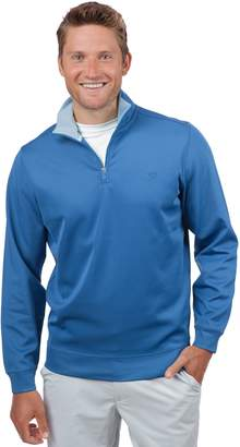 Southern Tide 19th Hole Footwedge 1/4 Zip Pullover