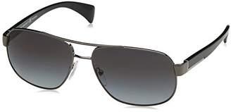 Prada Men's 0Pr52Ps 5Av5W1 Sunglasses