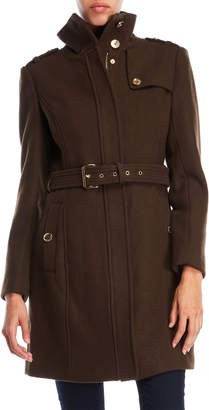 MICHAEL Michael Kors Pocket Wool Coat