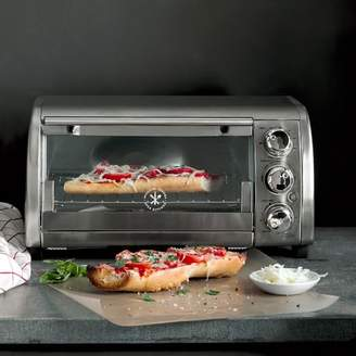 west elm Williams Sonoma Open Kitchen Stainless Steel Toaster Oven