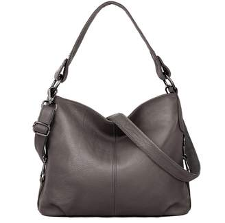 YALUXE Women s Stylish Genuine Leather Tote Travel Shoulder Bag Handle bag  Bags for Women dd7980e5f9705