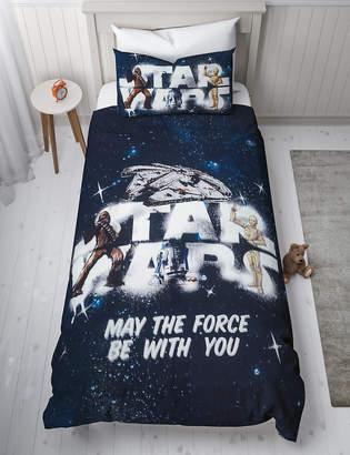 Marks and Spencer Star Wars Bedding Set