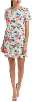 Molly Bracken Floral Shift Dress