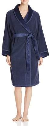Hudson Park Collection Velour Robe - 100% Exclusive