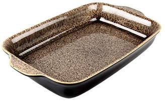 Denby Praline Stoneware Large Oblong Dish