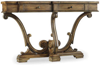 Hooker Furniture Sanctuary Thin Console-Amber Sands
