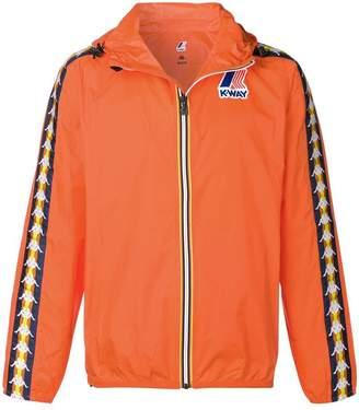 Kappa K WAY X sportswear jacket