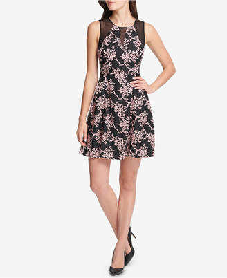 f9695e8817 GUESS Black Print Dresses - ShopStyle