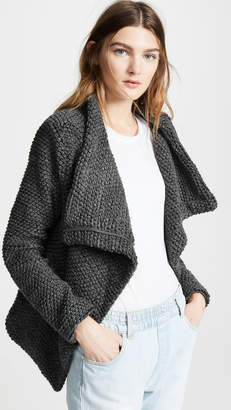 Blank Boucle Jacket