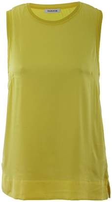 P.A.R.O.S.H. Safirax Silk Blend Top