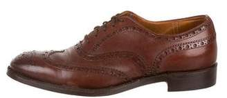 Church's Wingtip Lace-Up Oxfords