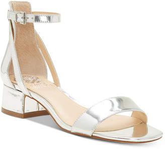 Vince Camuto Shetana Block-Heel Dress Sandals Women's Shoes
